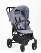 Valco Baby Buggy Snap 4 Original Dove Grey inkl. Dach in dove grey