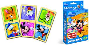 Modiano - Domino, Design Disney-Mickey [Import Italien]