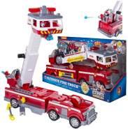 Spin Master Paw Patrol 'Ultimate Rescue Feuerwehrauto' mit Marshall-Figur, ab 3 Jahren