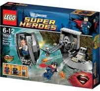 LEGO DC Universe Super Heroes - Superman: Set 3 76009
