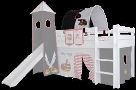 Mobi Furniture Tunnel Pirat für Hochbett