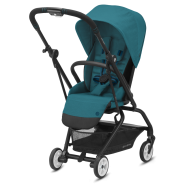 CYBEX Gold 'EEZY S TWIST 2 BLK' Buggy 2021 River Blue