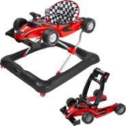 IB Style 'Little Racer' Lauflernhilfe, rot