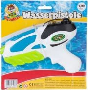 Wasserpistole - Water Gun - weiß - Besttoy