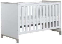 Pinio 'Mini' Kombi-Kinderbett weiß / grau