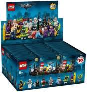 LEGO DC Minifiguren 71020 'THE LEGO® BATMAN MOVIE – Serie 2' 60er Display, 60 x 8 Teile, ab 5 Jahren