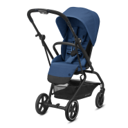 CYBEX Gold 'EEZY S TWIST+ 2' Buggy 2021 Black/Navy Blue