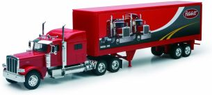 New Ray - 10223 - peterbil Container - Die Cast, 55 cm