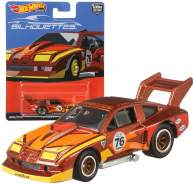 Cars Mattel FPY86 - '76 Chevy® Monza - Car Culture Super Silhouettes | Hot Wheels Premium Auto Set