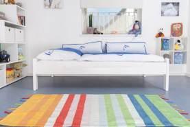 Steiner Einzelbett 'Easy Premium Line K1/1n' weiß, 90x200 cm