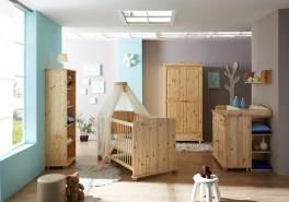 Ticaa 'Gina' 4-tlg. Babyzimmer-Set natur