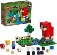 LEGO Minecraft 21153 'Die Schaffarm', 260 Teile, ab 7 Jahren