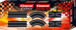 Carrera GO!!! - Ausbauset 1 - klein