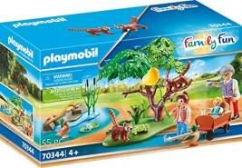 Playmobil Family Fun 70344 'Kleine Pandas im Freigehege', 55 Teile, ab 4 Jahren