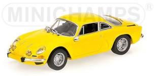 RENAULT ALPINE A110 - 1971 - gelb