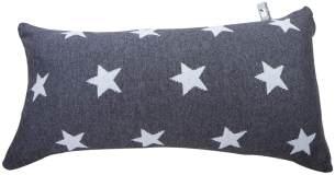 Baby's Only Dekokissen 'Star' grau, 60x30 cm