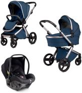Anex l/type 3 in 1 Kinderwagenset mit Avionaut denim