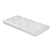 Malie Benjamin Comfortflex-Schaum-Kindermatratze H1 70x140 cm