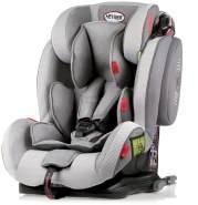 HEYNER Capsula Multifix Ergo 3D Kindersitz mit Isofix Koala Grey