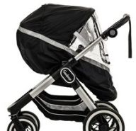 Emmaljunga - Regenschutz Exclusive SMALL (NXT90, 60, Carrycot, Viking Series) (Kollektion 2019)