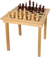 Bartl Spieltisch Schach/Dame Ludo