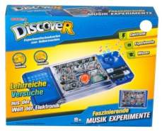 Besttoy Discover - Experimentierbaukasten - Musik Experimente