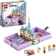 LEGO Disney Die Eiskönigin 2 43175 'Annas und Elsas Märchenbuch', 133 Teile, ab 5 Jahren