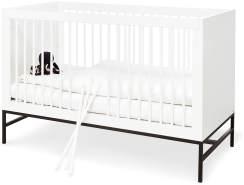 Pinolino 'Steel' Kinderbett weiß