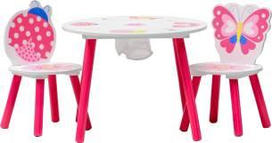 IB Style 'Papillon' 3-tlg. Kindersitzgruppe