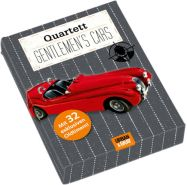Quartett GENTLEMEN'S CARS Urban&Gray
