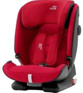 Britax Römer Advansafix IV R Fire Red Kollektion 2019