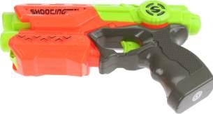 Pistole Schaum Pfeile - Orange