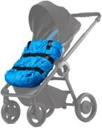 Anex Quant Beindecke für Sportsitz (6 Farben) Blau