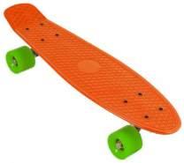 Skateboard Retro 56 cm Polypropylen orange