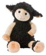 Heunec - Friendsheep - Blacky Moonlight Floppy - 35 cm