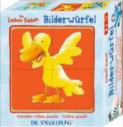 Spiegelburg Bilderwürfel Die Lieben Sieben (4er Set)