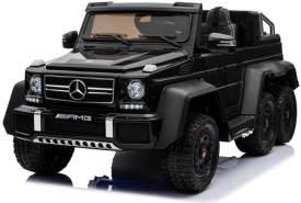 Kidcars 'Mercedes Elektroauto G63 XXL 2019' für Kinder und Erwachsene, schwarz
