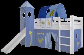 Mobi Furniture Tunnel Dinosauerier für Hochbett