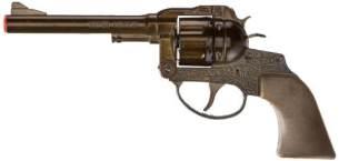 Sohni-Wicke - Super-Cowboy Spielzeug-Colt - 12 Schuss