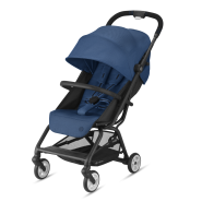 CYBEX Gold 'EEZY S 2' Buggy 2021 Black/Navy Blue