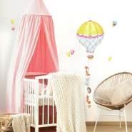 RoomMates Wandtattoo 'Heißluftballon XXL'