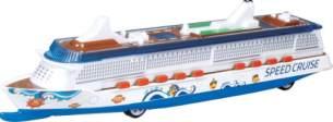 Speed Zone Kreuzfahrtschiff