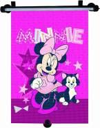 Hits4Kids Minnie Mouse Sonnenschutzrollo, rosa