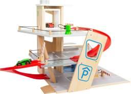 Legler 11676 Premium Parkhaus aus Holz
