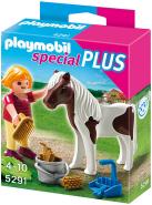 PLAYMOBIL - Mädchen beim Pony 5291