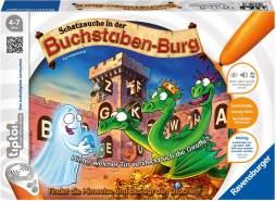 Ravensburger - tiptoi - Schatzsuche in der Buchstabenburg