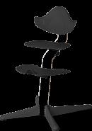 Evomove 'Nomi' Kunststoffelemente für Hochstuhl, Black