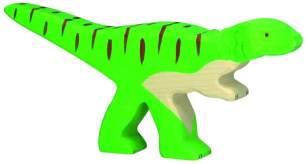 Holztiger Allosaurus, 80333