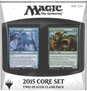 Wizards of the Coast - Magic the Gathering - Core Set 2015 Clash Pack