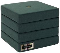 KlipKlap 4 Fold Single Deep Green